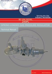 Download 240PL Technical Brochure - Bryan Donkin USA