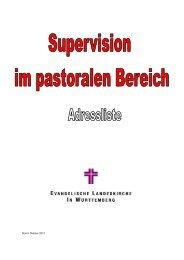 Stand - Bildungsportal der Evangelischen Landeskirche in ...
