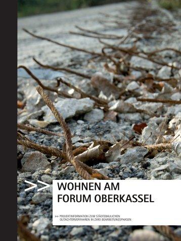 WOHNEN AM FORUM OBERKASSEL - Duesseldorf Realestate