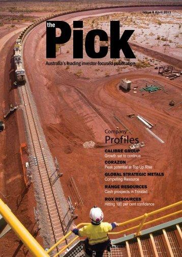 Profiles - MiningMaven