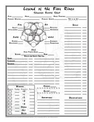 D&D 3rd Edition Character Sheet 2.5.p65