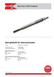 4x NGK IRIDIUM GPL CANDELE MAZDA MX5 MK1 /& MK2 1.6 1990 />