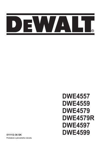 Instruction Manual (Slovenských) - Black & Decker