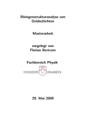 N - AG Wollschläger - Universität Osnabrück