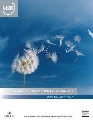 GEM 2005 Global Report - Esbri