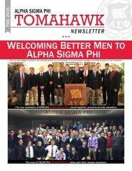 February, 2015 Tomahawk Magazine