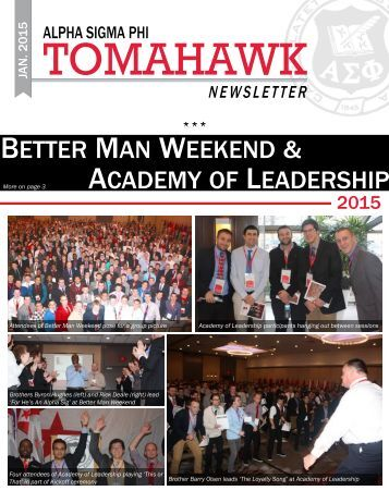 Tomahawk of January, 2015