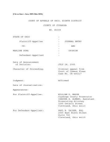 State v. Sura - Justia