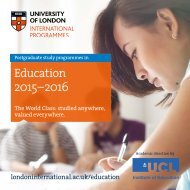 institute-of-education-prospectus