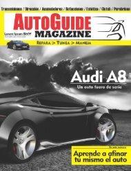 Auto Guide Magazine Demo