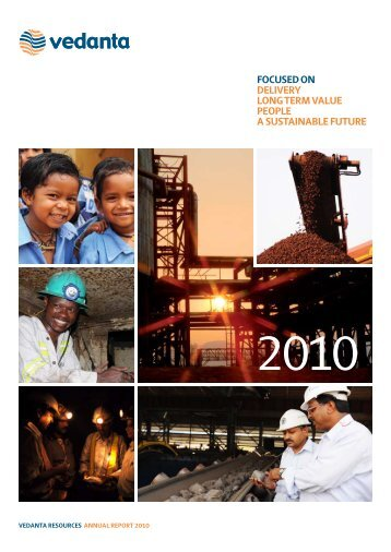 2010 - Vedanta Resources