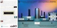 Literatura geral - Vibro/Dynamics Corporation