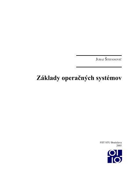 Základy operačných systémov - matus