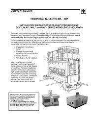 M/L 607 - Vibro/Dynamics Corporation
