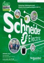 Katalog Zabezpieczeń Elektroenergetycznych 2013 - Schneider ...