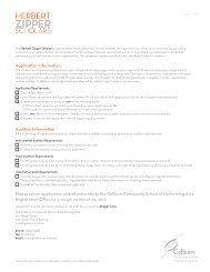 Download Scholarship Application - Royal Regiment