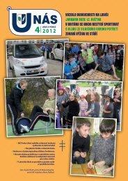 U nas 04/2012 - Libuš