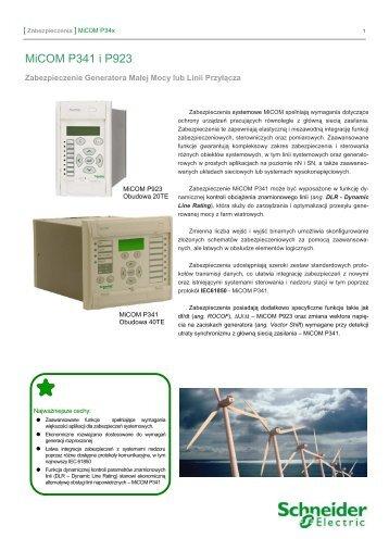 Kopia P34x SE_1 - Schneider Electric Energy Poland Sp. z o.o.