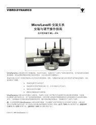 M/L–674 - Vibro/Dynamics Corporation