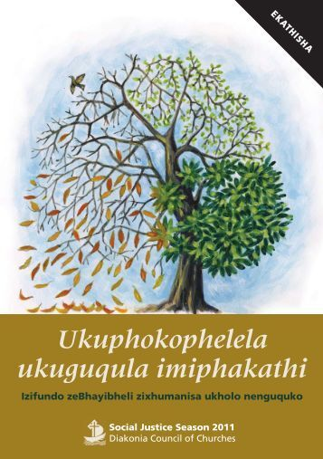 isiZ SJS 2011 Facilitate web.indd - Diakonia Council of Churches