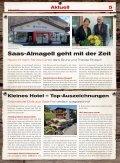 Allalin News Nr. 8 - SAAS-FEE | SAAS-GRUND | SAAS-ALMAGELL | SAAS-BALEN - Seite 5