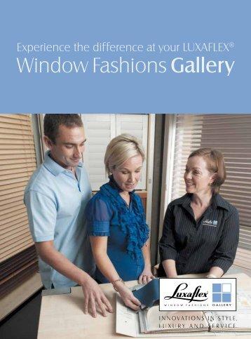 Download this publication as PDF - Luxaflex