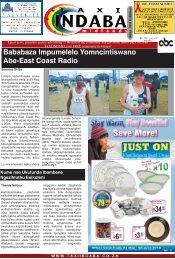 May 3rd Edition - taxiindaba.co.za