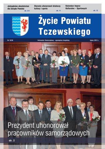 Życie Powiatu Tczewskiego - Starostwo Powiatowe w Tczewie