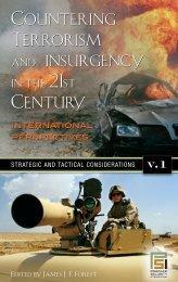 Preface, Vol. 1 - Teaching Terrorism