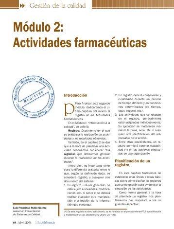 gestion Modulo 2.qxd - Aula de la Farmacia
