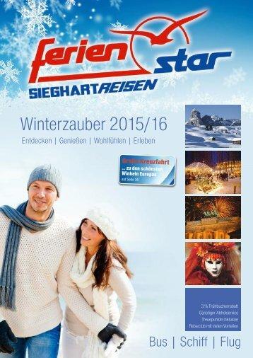 Winterzauber 2015/16