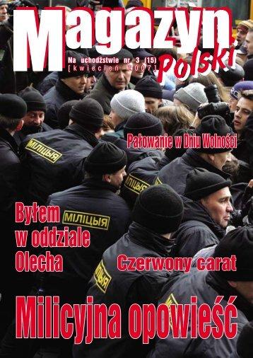 Byłem w oddziale Olecha - Kresy24.pl
