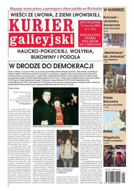 Kurier Galicyjski 12008 Kresy24pl