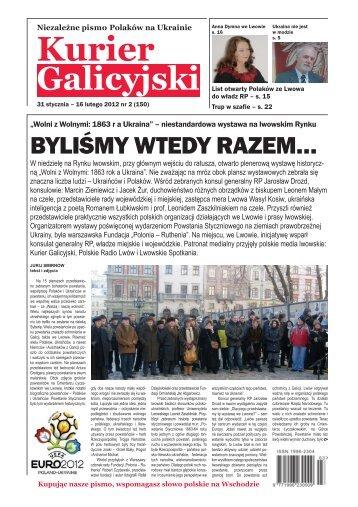 Kurier Galicyjski 2/2012 - Kresy24.pl