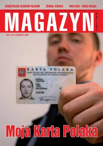 Magazyn Polski 6/2009 - Kresy24.pl