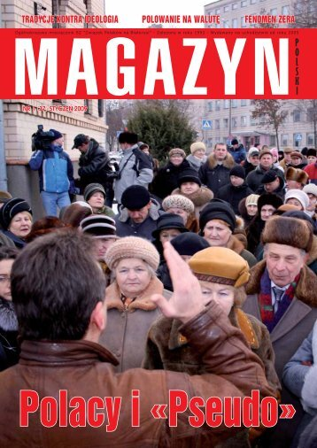 tradycje kontra ideologia fenomen zera polowanie na ... - Kresy24.pl