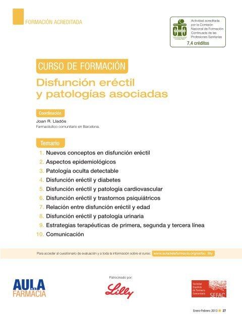 factores de riesgo independientes para la disfunción eréctil
