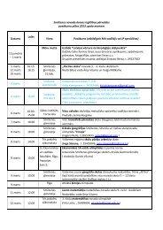 Smiltenes novada domes Izglītības pārvaldes pasākumu plāns 2013 ...