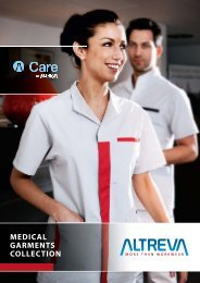 MEDICAL GARMENTS COLLECTION