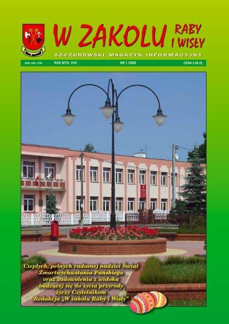 Numer 1/2009 - Gminne Centrum Kultury Czytelnictwa i Sportu w ...