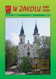 Numer 1/2008 - Gminne Centrum Kultury Czytelnictwa i Sportu w ...