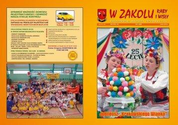 Numer 2/2006 - Gminne Centrum Kultury Czytelnictwa i Sportu w ...