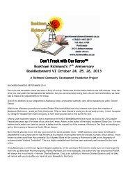 Download The September 2013 Newsletter in .PDF