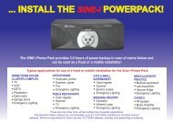Knight Solar Solutions - SINE-i Power Pack - Easyinfo