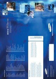 OfficeServ 100 Brochure - Easyinfo