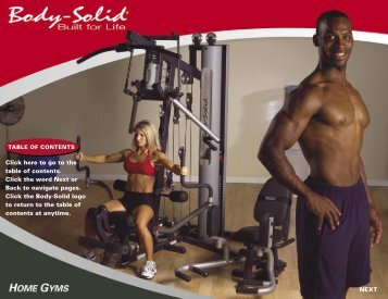 to download the Body Solid Home Gyms manual - Easyinfo