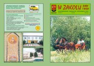 Numer 2/2003 - Gminne Centrum Kultury Czytelnictwa i Sportu w ...