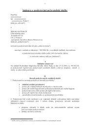 Smlouva vzor.pdf - Horní Počernice