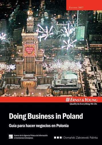 Doing Business in Poland