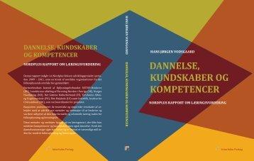 dannelse, kundskaber og kompetencer - Interfolk, Institute for Civil ...